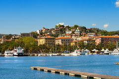 Cityscape of La Spezia - Liguria Italy Stock Photos
