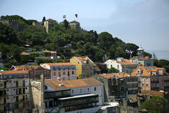 Cityscape Lisbon, Portugal Stock Photo