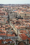 Cityscape of Lisbon, Portugal buildings Royalty Free Stock Image