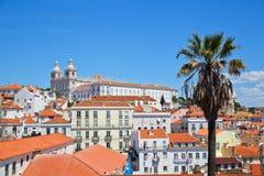 Cityscape of Lisbon Stock Photos