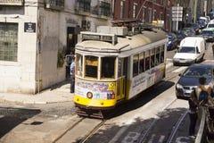 Cityscape Lissabon Portugal Royalty-vrije Stock Foto's