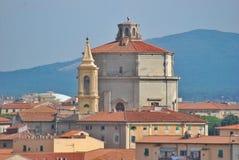 Cityscape Livorno Stock Images