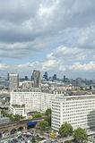 Cityscape of London. Downtown, England Royalty Free Stock Image