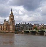 cityscape london Royaltyfria Foton