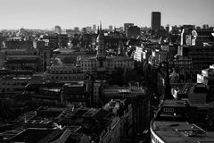 Cityscape in London Royalty Free Stock Image