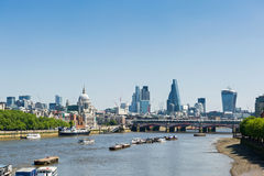 Cityscape of London Stock Images