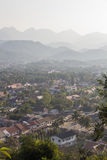 Cityscape Luang Prabang Stock Photography