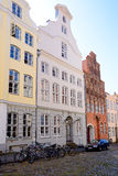 Cityscape of Lubeck old city, Germany Royalty Free Stock Photos