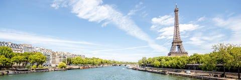 Cityscape mening van Parijs royalty-vrije stock fotografie