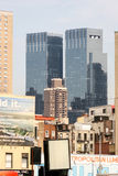 Cityscape of Midtown Manhattan Royalty Free Stock Photography