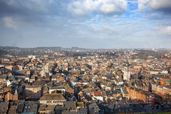 Cityscape of Namur, Belgium Royalty Free Stock Images