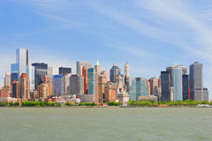 Cityscape of New York Stock Photo