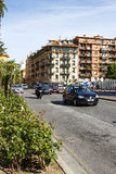 Cityscape of Nice, France Royalty Free Stock Image