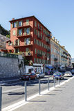 Cityscape of Nice in France Royalty Free Stock Photo