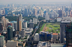 Free Cityscape Of Bangkok Stock Images - 7995374