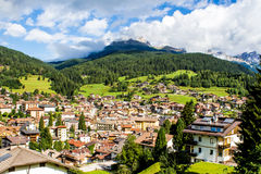 Free Cityscape Of Moena In The Dolomites, Italy Royalty Free Stock Images - 58616479