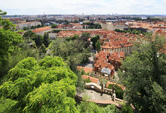 Cityscape Of Prague. Stock Images