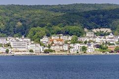 Free Cityscape Of Sassnitz Royalty Free Stock Photos - 155737618