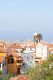 Cityscape of Orotava, Tenerife, Spain Royalty Free Stock Images