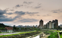 Cityscape of outdoor Royalty Free Stock Images