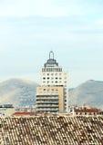 Cityscape of palermo, the skyscraper Stock Photos