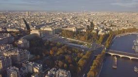 cityscape paris arkivfilmer