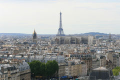 Cityscape of Paris Royalty Free Stock Image