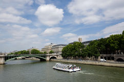 Cityscape of Paris Royalty Free Stock Images