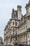Cityscape of Paris, France royalty free stock image