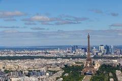 Cityscape of Paris Stock Image