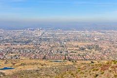 cityscape phoenix Arkivfoto