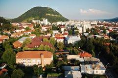 Cityscape of Piatra Neamt Royalty Free Stock Photography