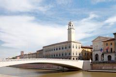 Cityscape of Pisa, Italy Royalty Free Stock Image