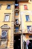 Cityscape of Pisa, Italy Royalty Free Stock Photos