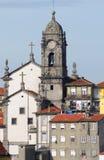 Cityscape of Porto Royalty Free Stock Photos