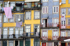 Cityscape of Porto Stock Photography