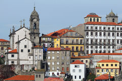 Cityscape of Porto Royalty Free Stock Image