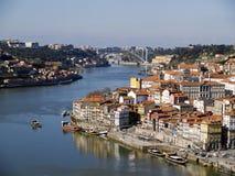 cityscape porto portugal royaltyfria foton
