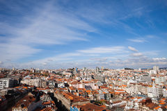 Cityscape of Porto in Portugal Royalty Free Stock Image