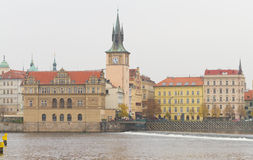 Cityscape of Prague Stock Photos