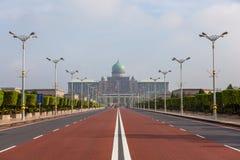 Cityscape of Putrajaya city at Malaysia Stock Photo