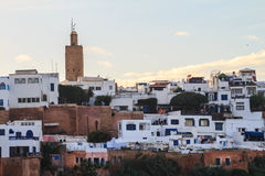 Cityscape of rabat Royalty Free Stock Image