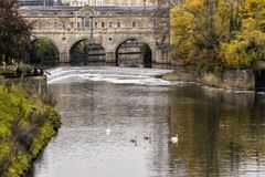 Cityscape of Bath 2