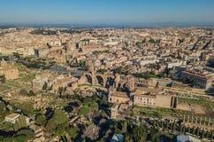 cityscape rome royaltyfri bild