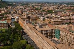 Cityscape of Rome Stock Photo