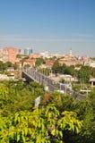 Cityscape. Rostov-op-trek aan. Rusland Stock Afbeelding