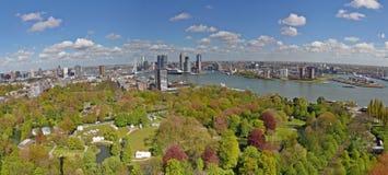 Cityscape Rotterdam Royalty-vrije Stock Fotografie