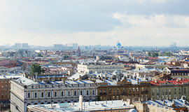 Cityscape of the Saint-Petersburg, Russia. Royalty Free Stock Photography