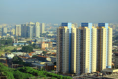 Cityscape of Sao Paolo, Brazil. Cityscape of downtown of Sao Paolo, Brazil stock photo