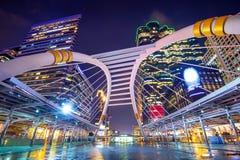 Cityscape of Sathorn in Bangkok. Cityscape of Sathorn in Bangkok,Thailand Stock Photography